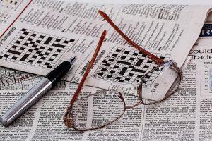 newspaper, news, media