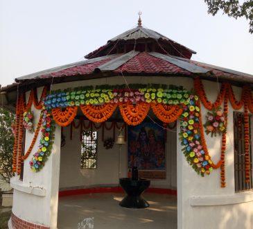 Biswadeb Math in Kaliyganj