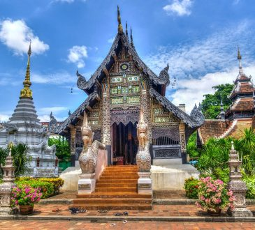 chiang mai, thailand, temple