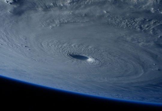 earth, hurricane, atmosphere