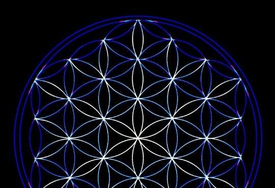 flower of life, geometry, universe