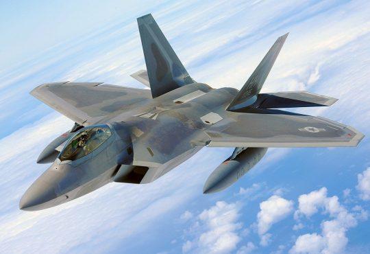 military raptor, jet, f-22