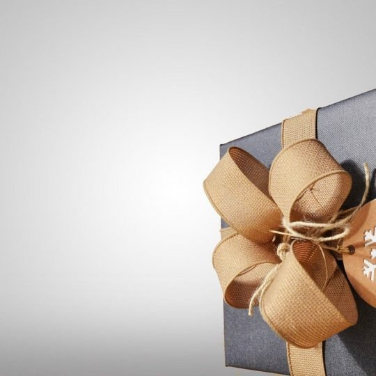 present, gift, box